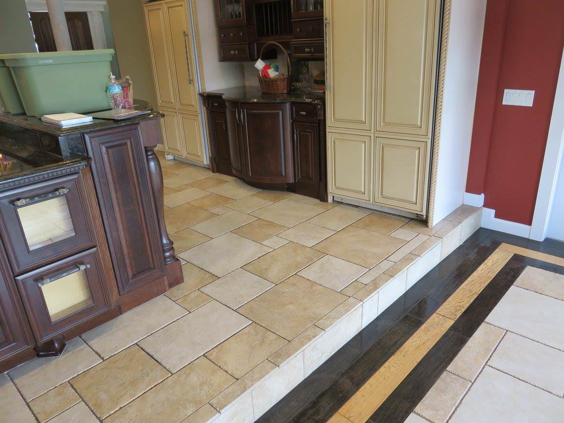 Ceramic Tile & Grout Floor Cleaning services