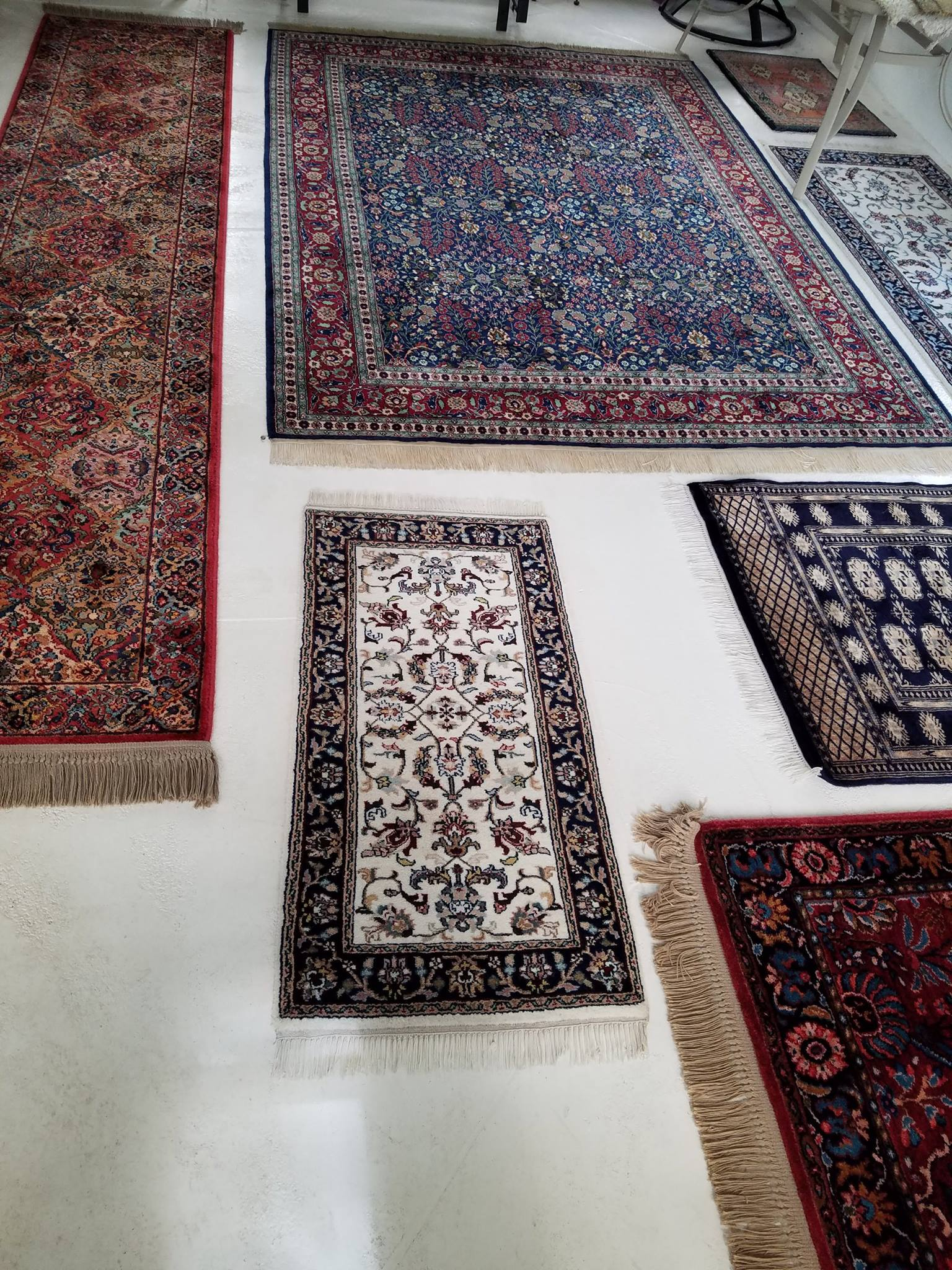 Oriental Carpet & Area Rug Cleaning services