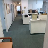 Clean office carpets